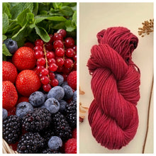 Load image into Gallery viewer, Countryside DK Light Worsted Summer Berries