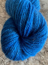Load image into Gallery viewer, Bella BFL/Gotland Fingering Stellers Jay Blue