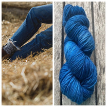 Load image into Gallery viewer, Delightful DK 75/25 Blue Jeans