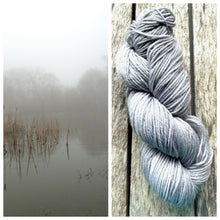 Load image into Gallery viewer, Delightful DK 75/25 Misty Morning