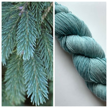 Load image into Gallery viewer, Serenity Sock 80/20  Blue Spruce