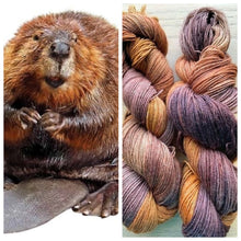 Load image into Gallery viewer, Serenity Sock 80/20  The Beavers