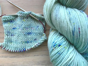 Serenity Sock 80/20  Spring Meadow