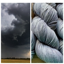 Load image into Gallery viewer, Serenity Sock 80/20  Storm Warning