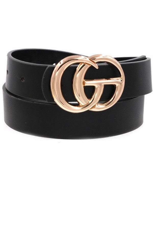 All Together Belt - Black - Rose Lovely