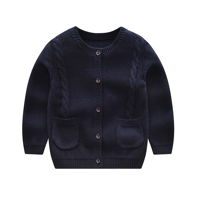 6a42c37a3 V-TREE Children Sweater Knitted Sweaters For Girls Kids Cardigan ...