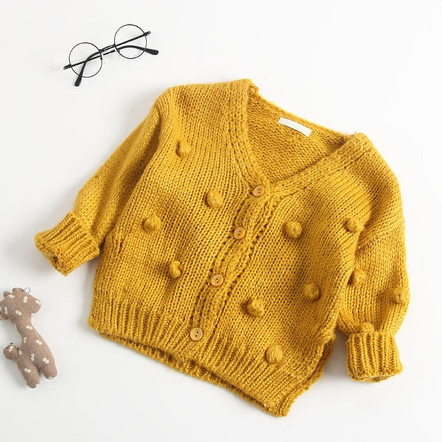 1-3 Years Old Baby Girl Candy Color Sweater For Girls Child Winter Bal –  ejustclick b7af62259