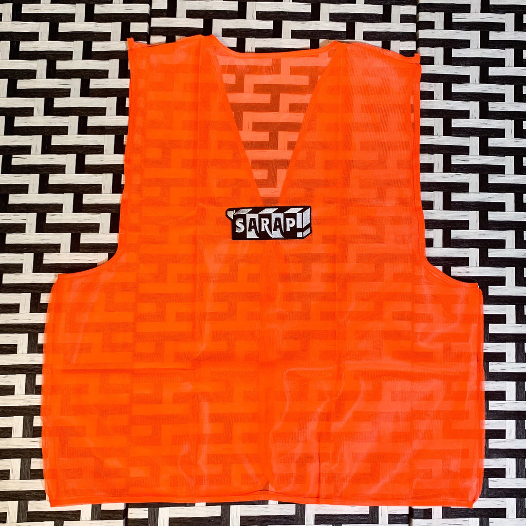 Patched Safety Vest