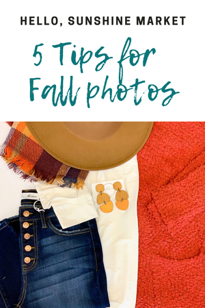 5 Tips for Family Photos