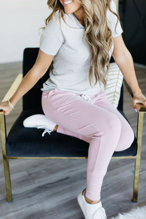 Pink Perfect Joggers
