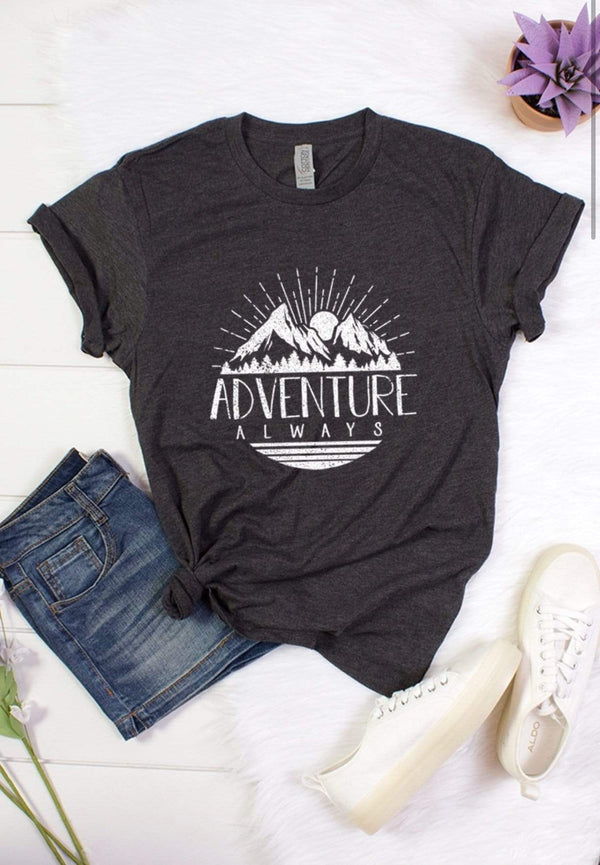 Adventure Always Tee - Hello, Sunshine Market