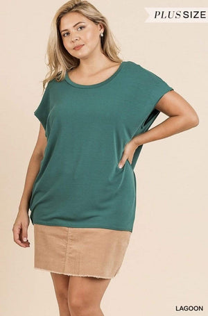 Green Dolman Sleeve Top - Hello, Sunshine Market