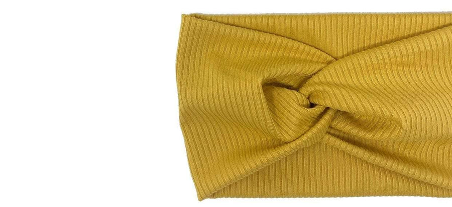 Fall / Winter Turban Headband - Hello, Sunshine Market