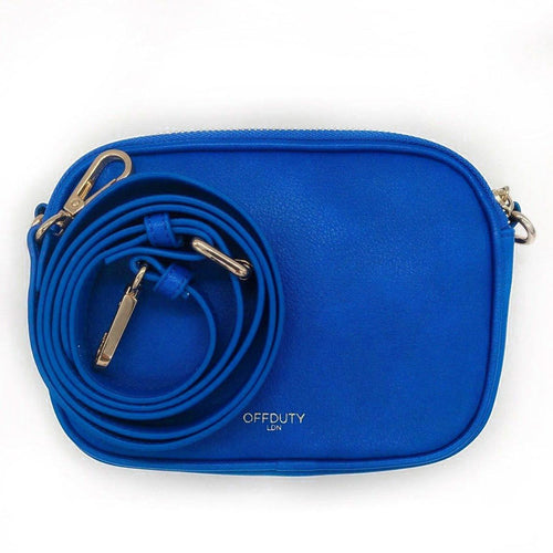 Bahia2 Twin Zip Mini Camera Bag Cobalt