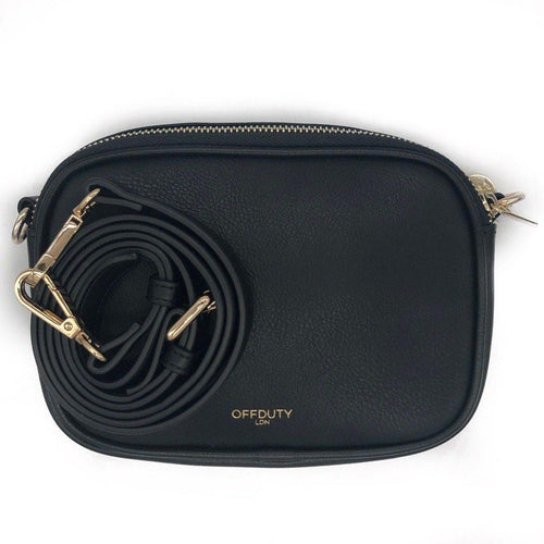 Bahia2 Twin Zip Mini Camera Bag Black