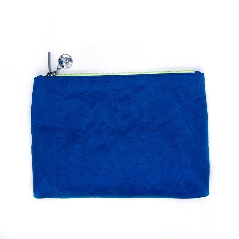Bambi Pouch COBALT BLUE Recyclable Synthetic