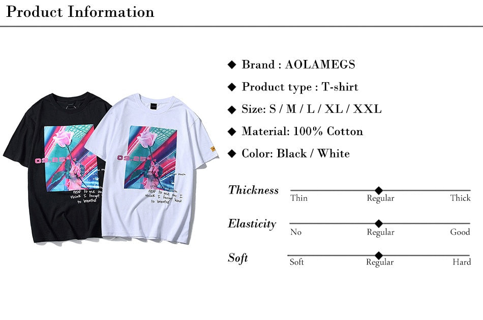 ULTRA ROSE T-SHIRT