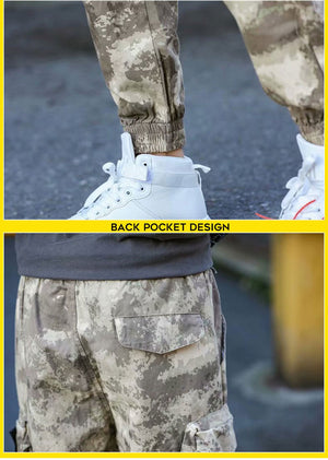 HUNT TACTICAL JOGGER PANTS