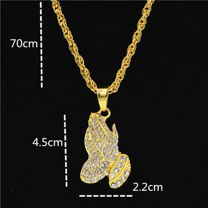 SELECTION OF PENDANT ROPE CHAINS - dacultureclothing