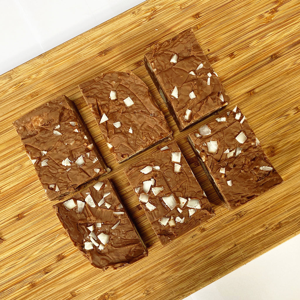 Bounty (Coconut) Fudge