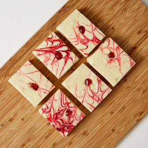 Cherry Bakewell Tart Fudge