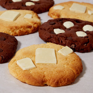 Mixed Choc Cookie Pack