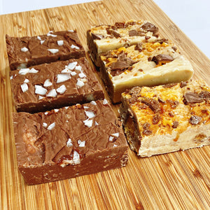 Bounty/Crunchie Fudge Pack