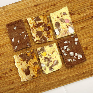 Mixed Fudge Selection box option 4
