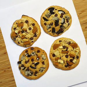 Biscoff/Oreo Fudge Cookies Pack