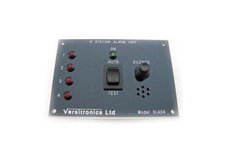 Index Marine CBE16 Four Station Alarm Panel (CBE16)