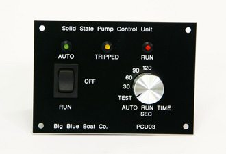 Index Marine CBE10 Bilge Pump Control Panel (CBE10)
