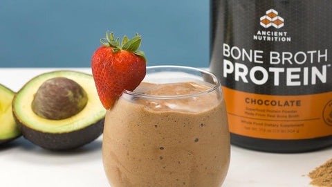 Chocolate Bone Broth Collagen Protein™ Shake