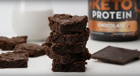 Keto Chocolate Brownies