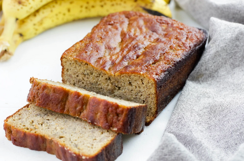 Bone Broth Collagen Protein™ Banana Nut Bread