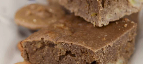 Almond Butter Banana Collagen Bar Recipe
