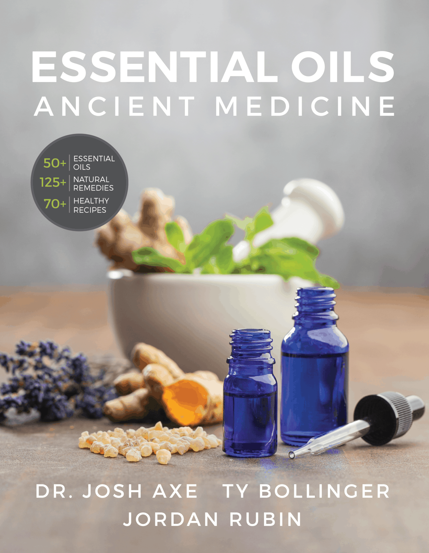 Essential Oils Ancient Medicine