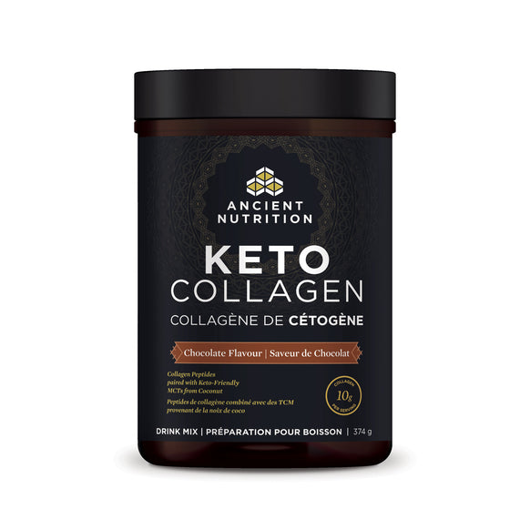 Keto Collagen - Chocolate