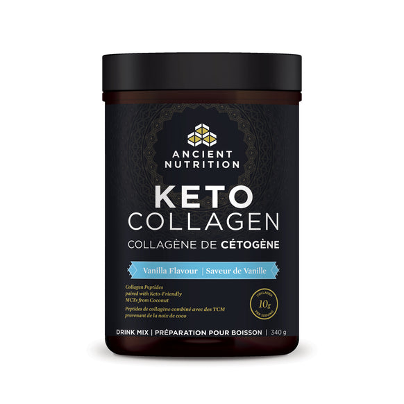 Keto Collagen - Vanilla