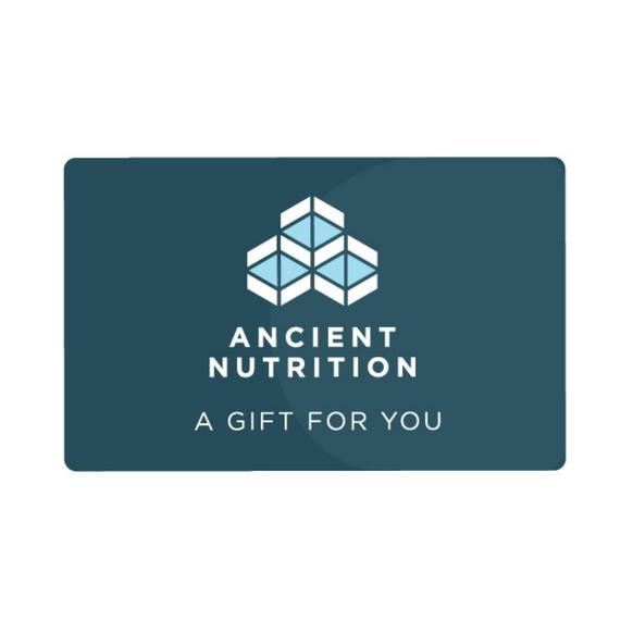 Ancient Nutrition Store eGift Card