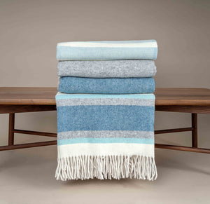 Weave home throw Hahei