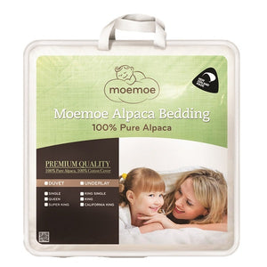 Moemoe Alpaca Mattress Topper
