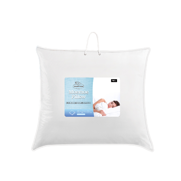 Moemoe Feather & Down Euro Pillow