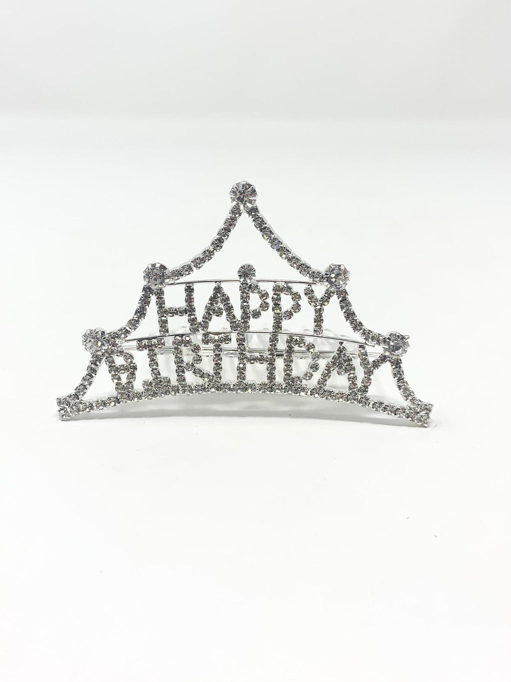 MINI HAPPY BIRTHDAY CROWN