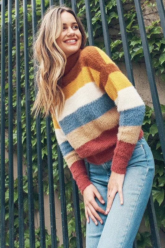 The Sophie Soft Touch Sweater