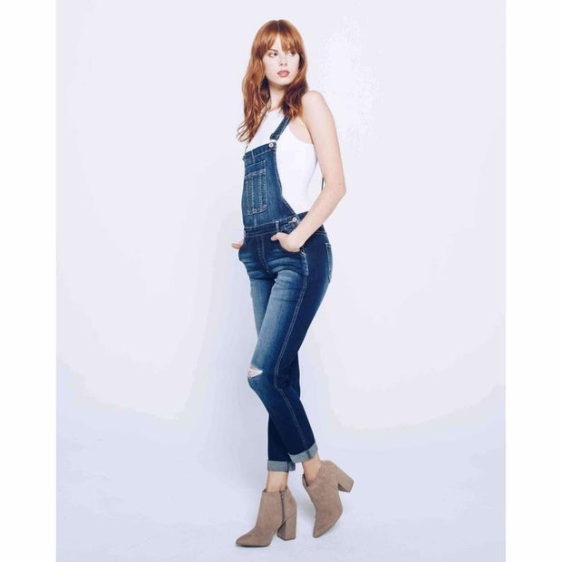 The Rosie Denim Overall