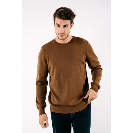 Pull Homme Cruiser Cigare - SAINT JAMES