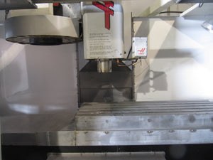 HAAS VF-3 CNC Vertical Machine Center, 4th-Axis Ready