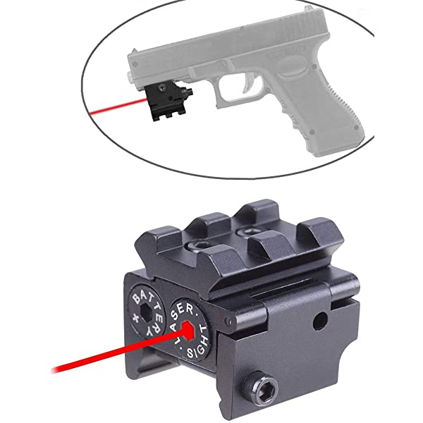 CETAC Pistol Laser Sight - Command Elite Hobbies