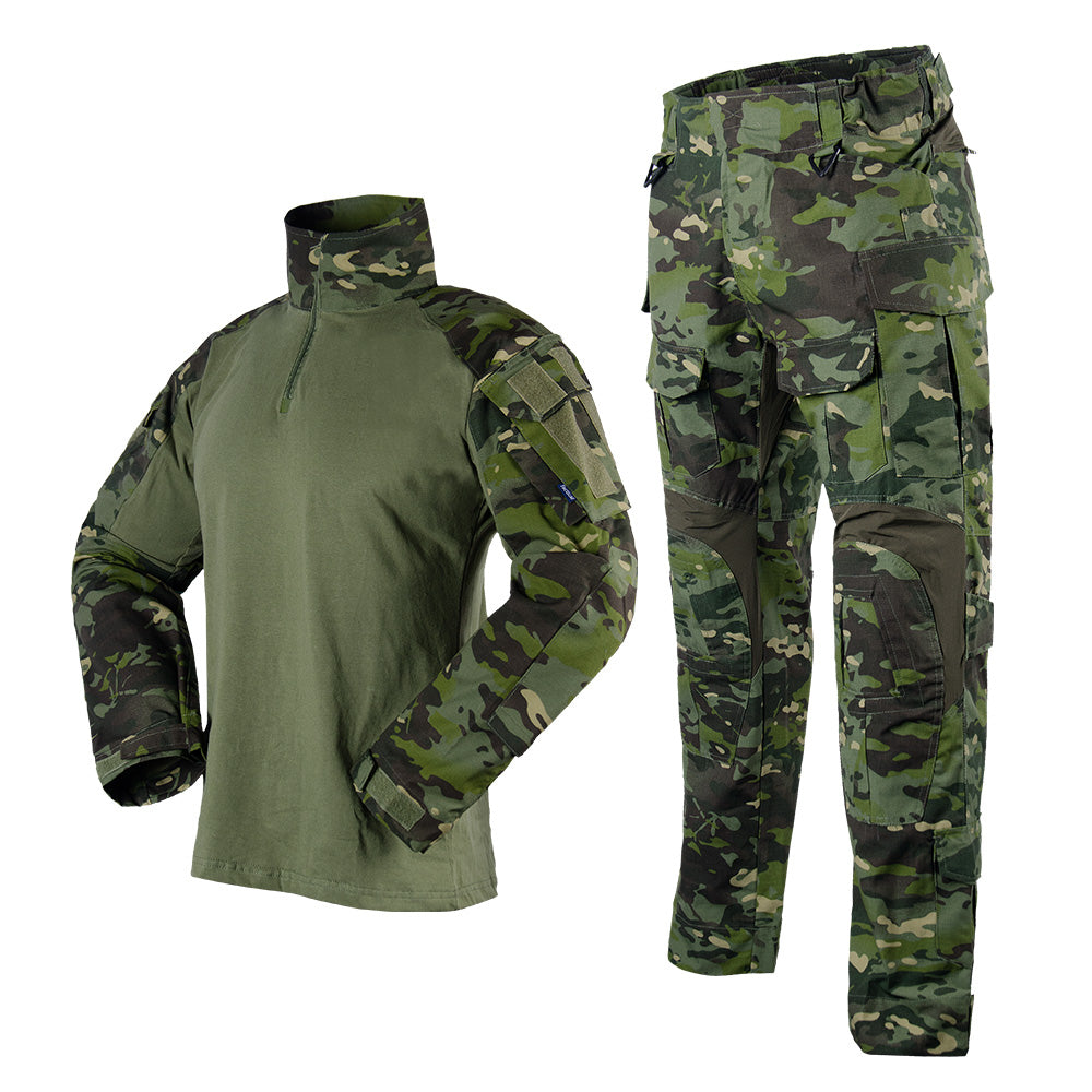 UNIFORM SET - MULTICAM JUNGLE - Command Elite Hobbies
