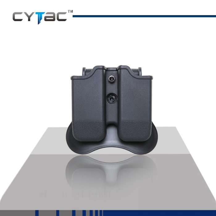 Cytac Double Magazine Pouch - Glock - Command Elite Hobbies